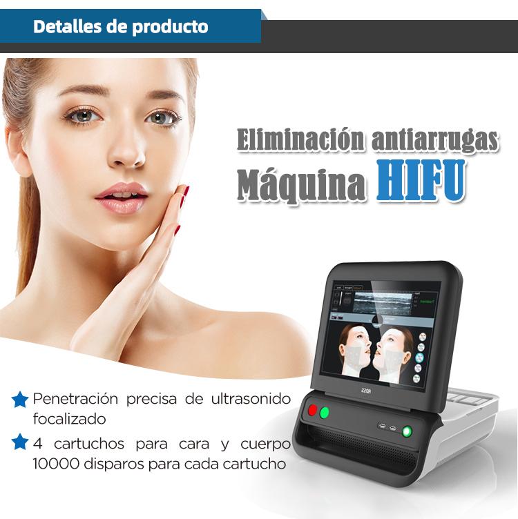 Máquina HIFU imagen
