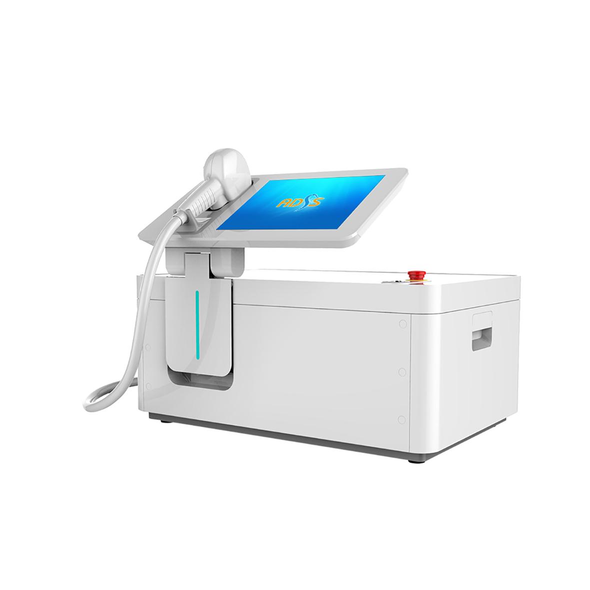 Máquina de Fibra depilación láser images